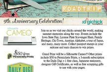 {Summer Memories Roadtrip} / 9th Anniversary Celebration!