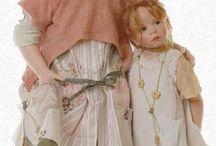 ... meine kleine Schwester, mein ♡ schlägt für Puppen, ®™
