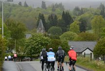 Cycling in Pitlochry