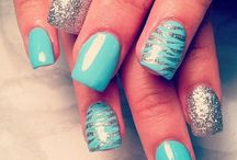 Nails nails nails / by Kimberley White