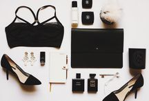 BLACK / by Camille Fancy
