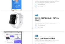 Converting Landing Pages / Here are constantly added cool landing pages for your inspiration.