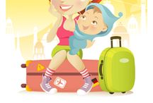 Traveling with a baby or toddler