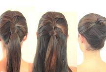 Peinados y cuidados del pelo