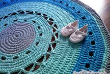 Crochet for Baby-teddy bears,rugs,baskets,blanket