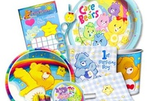 Care Bears Birthday Party Ideas, Decorations, and Supplies / Care Bears Party Supplies from www.HardToFindPartySupplies.com, where we specialize in rare, discontinued, and hard to find party supplies. We also carry several of the more recent party lines.