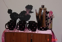 ~MY CREATIONS ❀⊱Baby Shower⊰❀ / This was all done for my daughters first baby.