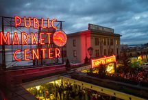 Magic in the Market / Bring the whole family to Pike Place Market's holiday celebration, Magic in the Market. Take photos with Santa and his elves in front of the Public Market Center clock and countdown to the tree lighting with a hot cup of cider.