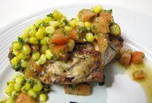 Chicken and Turkey / Chicken main dishes