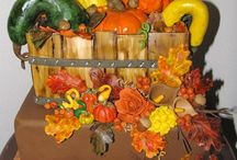 Fall Festivities Food / by Angela Stacey