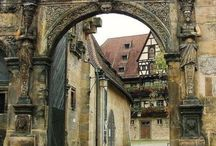 Germany - Historical Buildings and Places