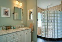 Bathroom ideas / by Beth Clymer