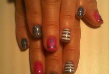 My super nails!!!