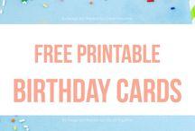 printable kort