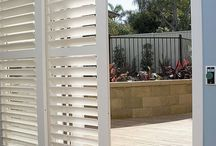 american shutters for sliding doors