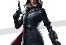 Assassin's Creed Syndicate Costume / Assassin's Creed Syndicate Evie Frye Costume Jacket.
