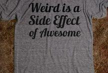 T-Shirts und Ideen / Coole Shirts mit coolen Sprüchen / Bildern