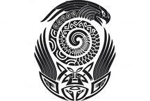 epaule Polynésie