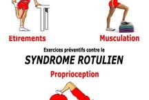 Patello-femoral pain syndrom / Syndrôme Rotulien / Articles sur le syndrôme rotulien. Les bons exercices pour s'en débarrasser (à faire à vie !)