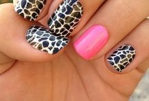 Finger Nails & Toes