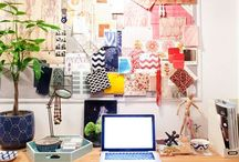 Home :: Work Space / by Jessica Ayala