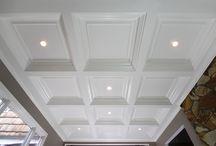 Walls & Ceilings / Beams, Wainscoting, Wallpaper, etc.