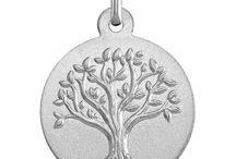 medaille arbre