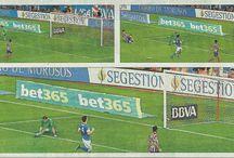 Campaña de publicidad de Segestion / Gol De Diego Costa. Segestion, Atletico Madrid Vs Athletic de Bilbao 2013/2014 / by Grupo Segestión
