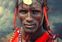 africa krijger fotoshoot ideeën
