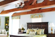 Wood Trimwork, Panels, Beams