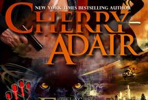 Cherry Adair Enhanced Books / This is the collection of Enhanced books by Cherry Adair which are brilliant, you have the story then the story behind the story, images, characters profiles, history so this is just a taste what to expect from her Enhanced books