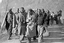 Camino de los campos franceses de concentración