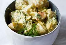 potatoes / food