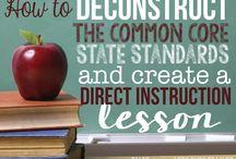 Classroom Common Core