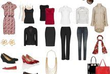 Fashion: Capsule Wardrobe / by Jennie Griffin