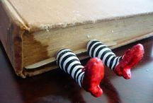 Bookmarks / by Patrice Smith