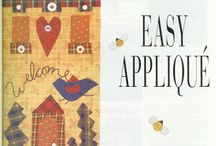 applique quilt patterns and books
