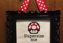 Our Super Mario Bros. Nursery