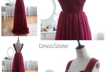 Brides maid dress ideas