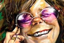 Janis Joplin / by Lisa Dakan