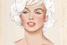 Marilyn Monroe / Der Schwarm meiner Jugend