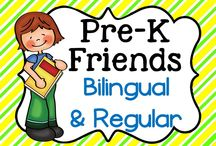 * Pre-K  Bilingual and Regular Education / This board is for pinning fun lessons and ideas that are great for bilingual and regular education students.  Not too many rules to follow... but please be mindful....I'm thinking maybe pin 1 paid product for every 3 non-paid ideas....(5 paid pins/day) (or UNLIMITED free pins and ideas) just a thought. Happy pinning!!! Leave me a comment on my latest pin if you would like to be added.... or ask any pinner to add you.