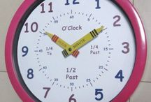 Children's Clocks / Clocks for your kids room