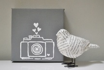 Camera Love / for all the cool camera things and wishes i love!