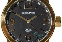 3GUYS Watches / View collection: http://www.e-oro.gr/3guys-rologia/
