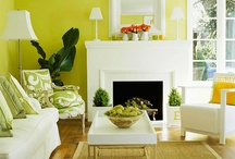 Decorating Living Room / by Jen Wagstaff