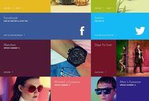 Diseño Web   Web Design / Inspiración