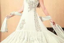 Designer Anarkalis / Latest Anarkali with pretty Embroidery