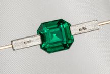 Emeralds are the Legendary Gemstones of Lovers / And accordingly controlled by the PLANET VENUS