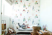 Kinderzimmer-Ideen / Kidsroom